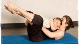 Consejos para recuperar tu figura después del embarazo