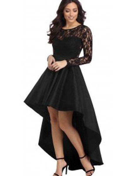 Vestidos cortos negro 2019