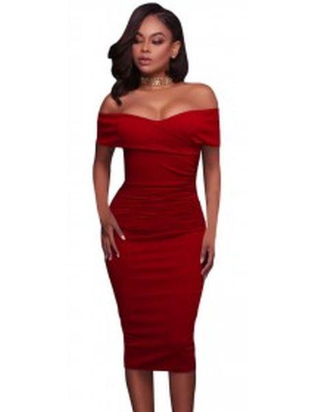 vestidos-de-fiesta-largos-midi-zolna-rojo-elegrina