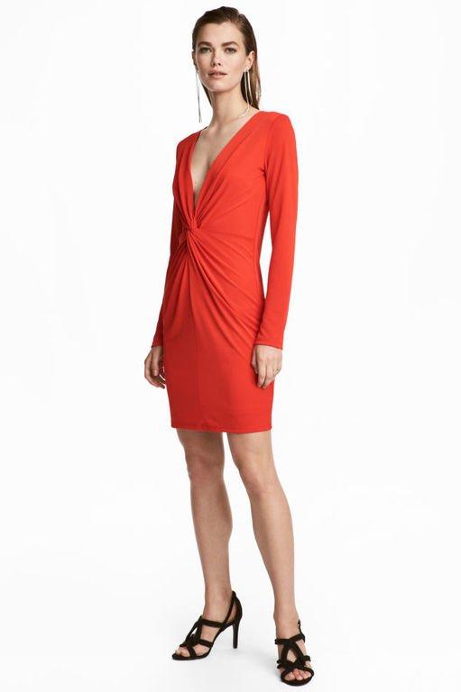 vestidos-de-fiesta-rojos-cortos-entallado-hym