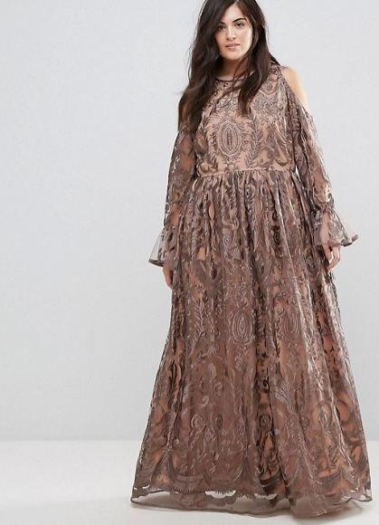 c9e2e465f Vestidos de fiesta para gorditas Primavera Verano 2019 - Tendenzias.com