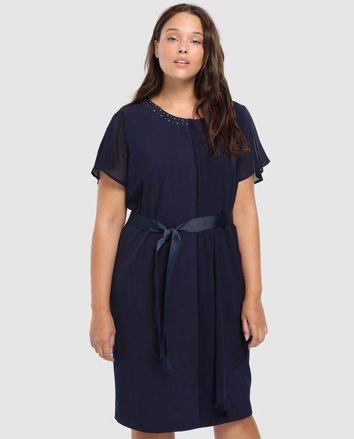 Vestidos de promocion para gorditas 2019