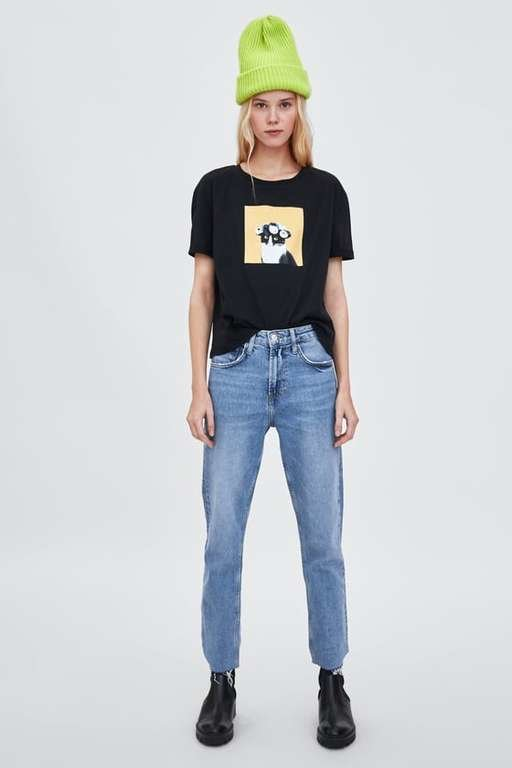 zara-camisetas-manga-corta-estampacion-fotografica