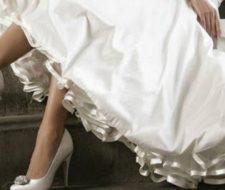 Zapatos de novia  tendencias para el 2014