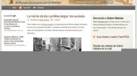 Nuevo blog de Historia: Sobre Historia