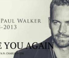 Letra y traducción de la canción dedicada a Paul Walker | Wiz Khalifa – See You Again