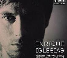 Letra Tonight de Enrique Iglesias y letra traducida
