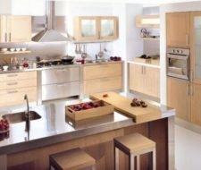 Diseños y formas de cocinas 2014