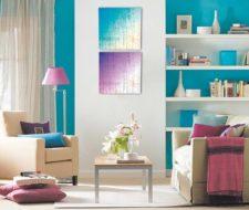 Pintar una habitación  Colores que ayudan a pensar