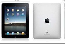 Ipad de apple, especificaciones técnicas