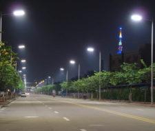 Lámparas de sodio
