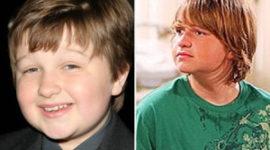Las 13 fotos del antes y después de niños famosos