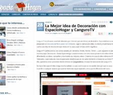 Cambio de Diseño en los blogs de Blogsfarm