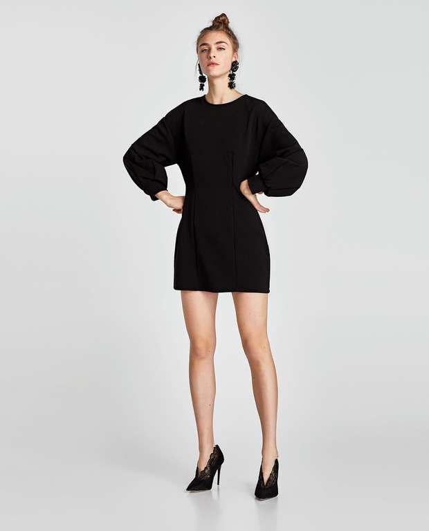 10 Ideas de Vestidos Negros cortos y largos de fiesta 2020