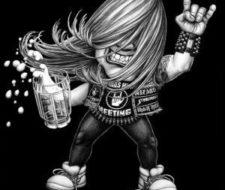 Guía para ser Rockero, Rebeldía, Distorsión y Guitar Hero