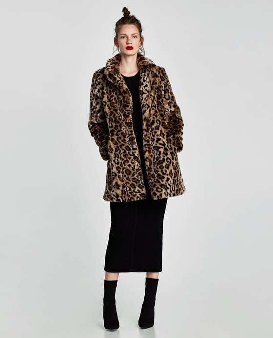 9735441b8 El catálogo de abrigos de Zara 2019 - Tendenzias.com