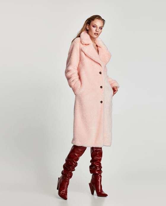 Imagenes de abrigos zara