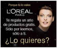 Pasarela Cibeles con Blogsfarm y L'Oréal