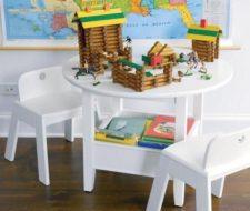 Últimas tendencias en mesas y sillas infantiles
