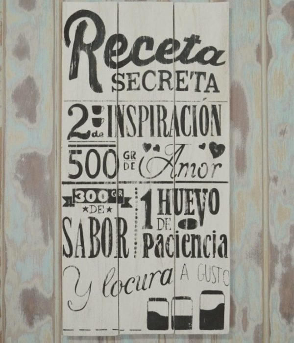 Ideas de decoraci n con cuadros de frases positivas para for Busco cuadros para decorar