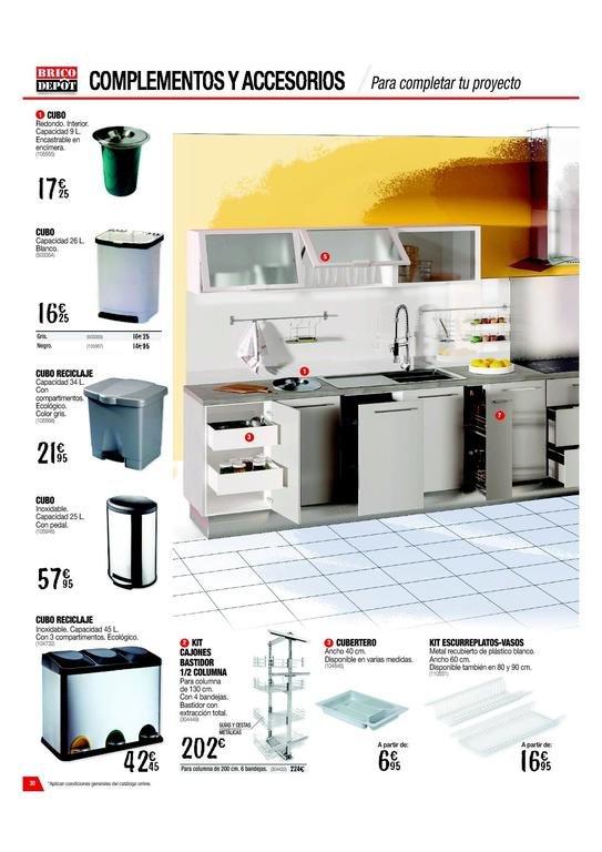 Catálogo Brico Depot Cocinas Enero 2019 Tendenzias Com