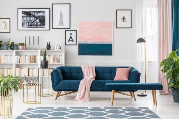 Como decorar un loft moderno colores claros
