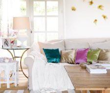 Tendencias primaverales para la decoración de la casa