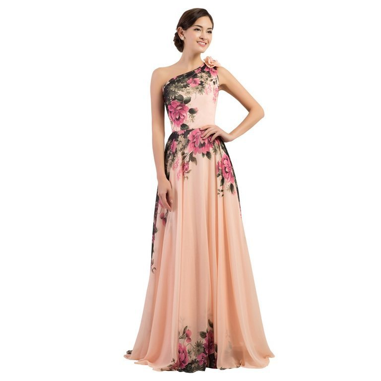 Modelos de vestidos para madrina de matrimonio