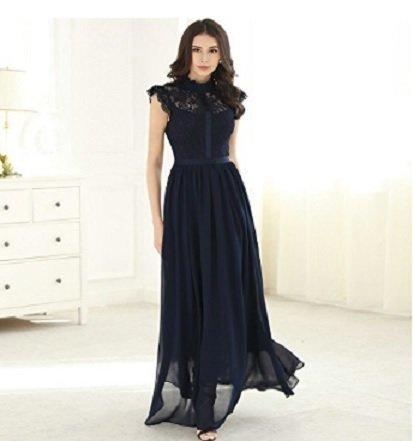 Vestido negro para ir a una boda