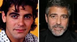 Doce hombres famosos que lucen mejor de mayores que de jóvenes