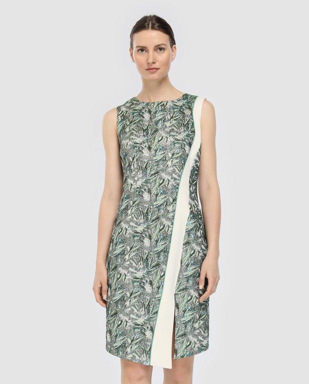 608b74ddc Este vestido corto de día de Yera combina la sobriedad y modernidad a las  mil maravillas. Combínalo con un corte de pelo desenfadado y arrasa allá ...