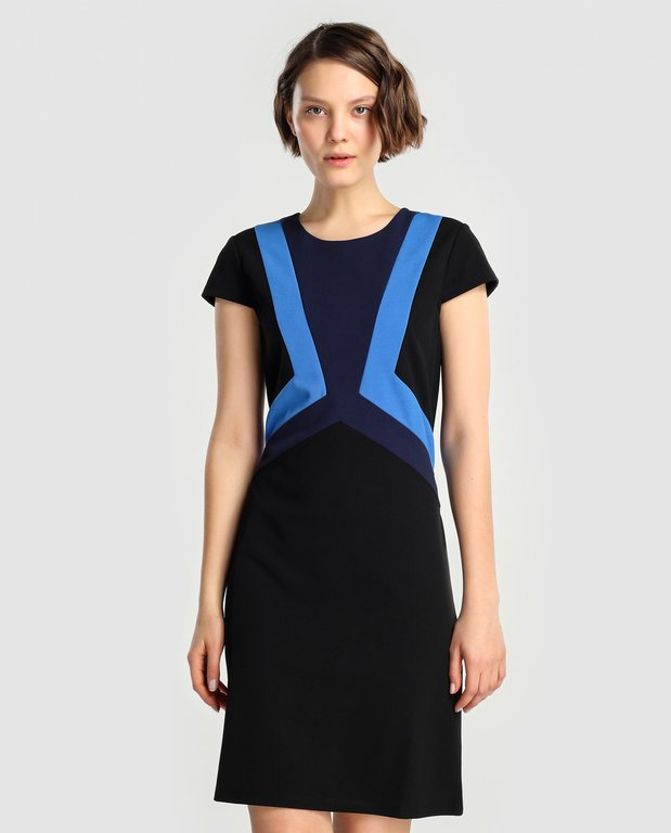 Vestidos cortos para gorditas formales