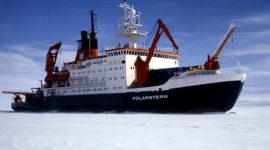 Absorción de CO2 de la atmósfera, Alemania fertiliza el océano con hierro