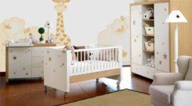 ¿Cómo preparar la habitación del bebé?