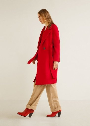 mango-otono-invierno-abrigo-lana-botones