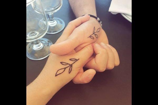 tatuajes-para-parejas-originales-hoja