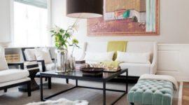 Cómo conseguir más iluminación en tu salón