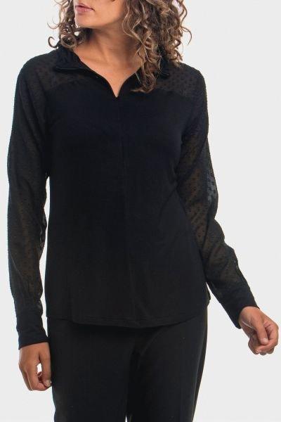 punto-roma-camiseta-negra