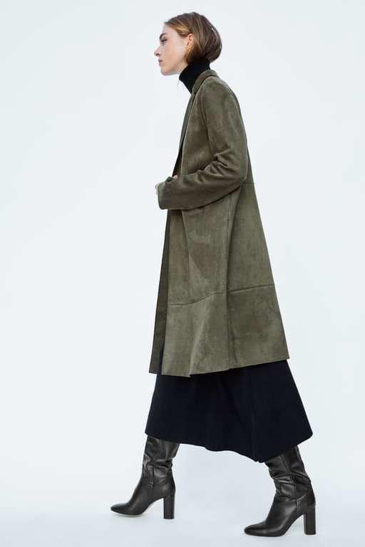 catalogo-zara-mujer-abrigo-efecto-ante-oscuro
