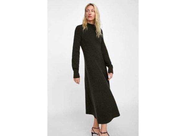 catalogo-zara-mujer-vestido-largo-minimal-collection