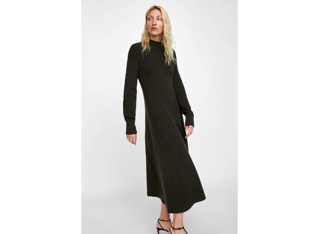 Zara online mujer vestidos largos