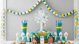 8 formas increíblemente originales de decorar un baby shower