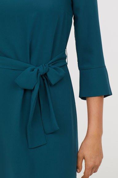 hm-mujer-otono-invierno-vestido-con-cinturon-anudar