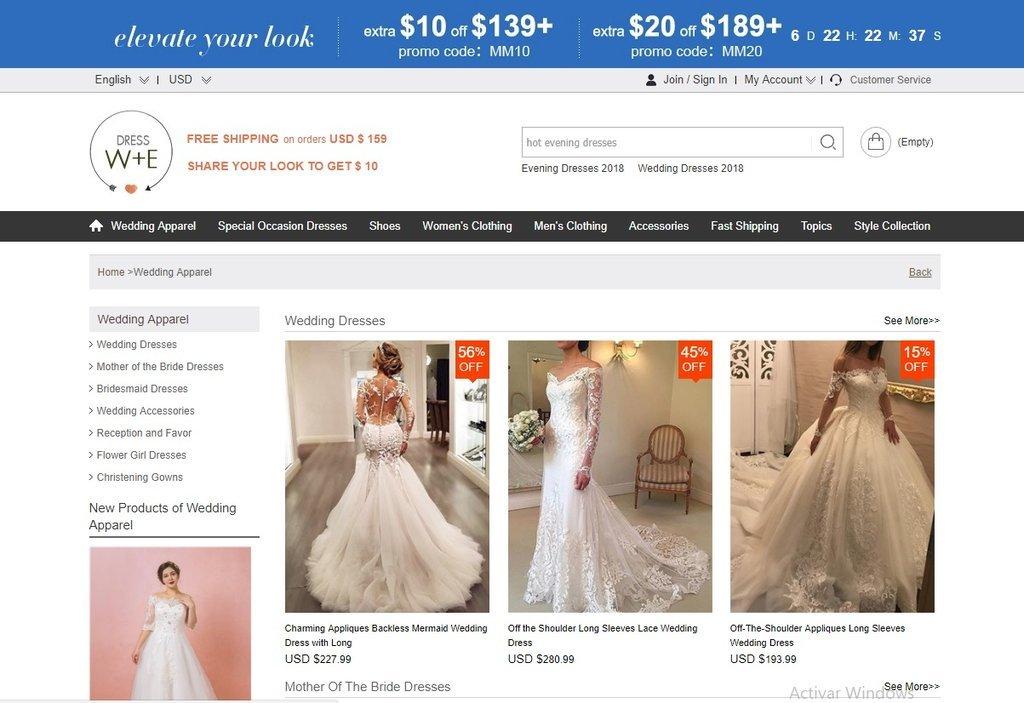 las mejores páginas para comprar ropa china barata y de calidad