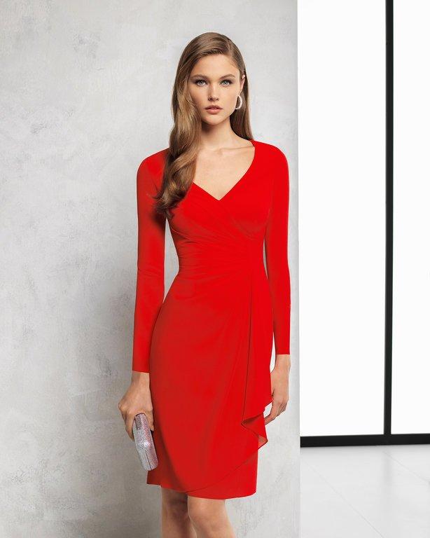 22d76d6a5 Aquí puedes ver más vestidos cortos de invitada de boda para Primavera  Verano 2019