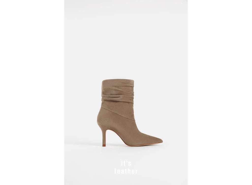 cf2a8358d El catálogo de botines Zara para Primavera Verano 2019 - Tendenzias.com