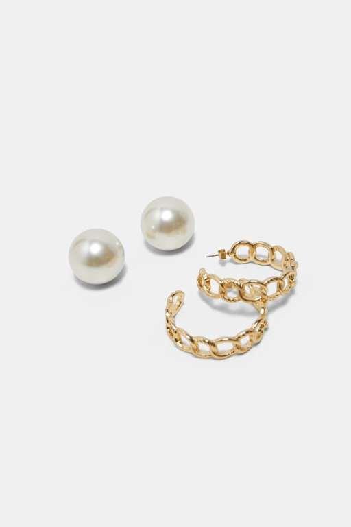 zara-complementos-pendientes-aro-perla