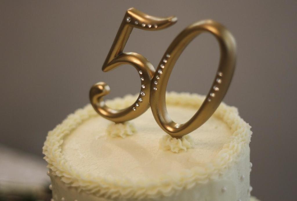 Bodas De Oro Cómo Preparar El Evento De Los 50 Años Juntos