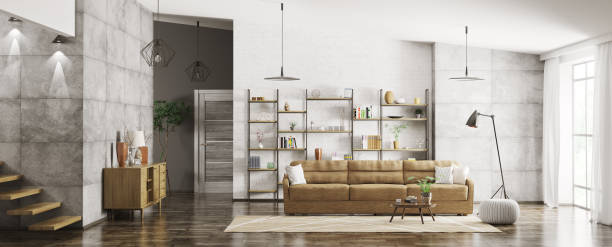 Cmo decorar lofts modernos 2018 Tendenziascom