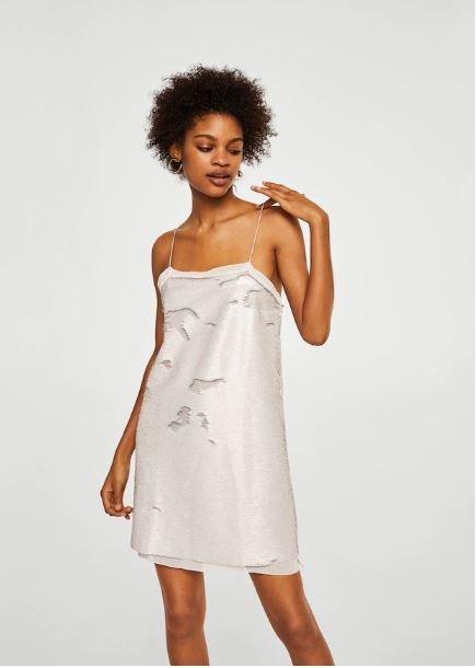 fe84d56ce Vestidos de fiesta blancos Primavera Verano 2019 - Tendenzias.com
